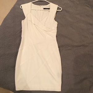 White dress, great for wedding events